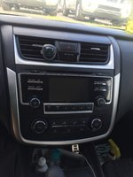 Picture of 2016 Nissan Altima 2.5 S, interior, gallery_worthy