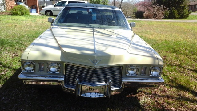 Picture of 1972 Cadillac DeVille