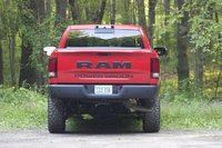 Rear of the 2017 Ram 2500 Power Wagon, exterior, gallery_worthy