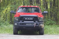 Front of the 2017 Ram 2500 Power Wagon, exterior, gallery_worthy
