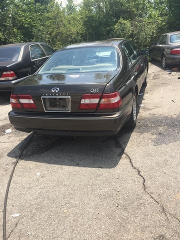 Picture of 1998 INFINITI Q45 4 Dr STD Sedan