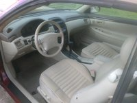 Picture of 2001 Toyota Camry Solara SE V6 Convertible, interior, gallery_worthy