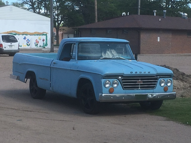 Picture of 1963 Dodge D-Series, exterior, gallery_worthy
