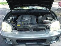 Picture of 2004 Hyundai Santa Fe GLS 2.7L, engine, gallery_worthy