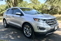 Picture of 2017 Ford Edge Titanium, exterior, gallery_worthy