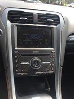 Picture of 2016 Ford Fusion Titanium, interior