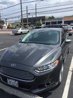 Picture of 2016 Ford Fusion Titanium, exterior