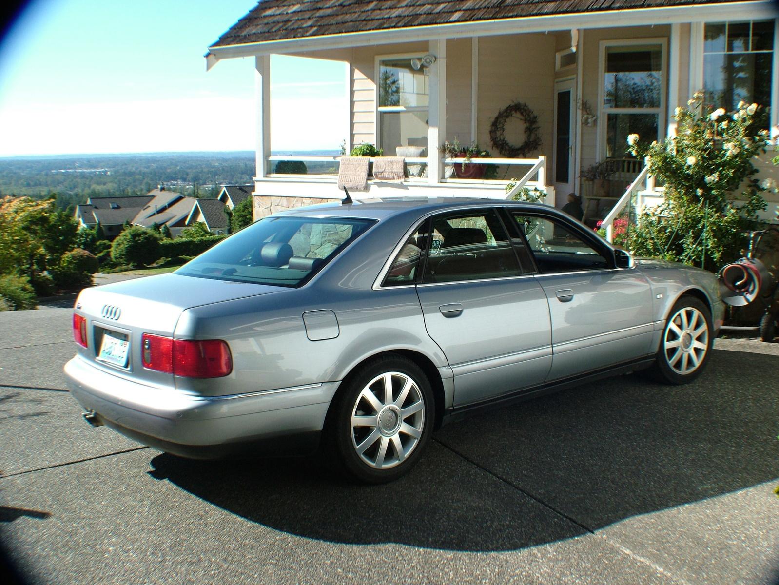 2003 Audi S8 - Overview - CarGurus