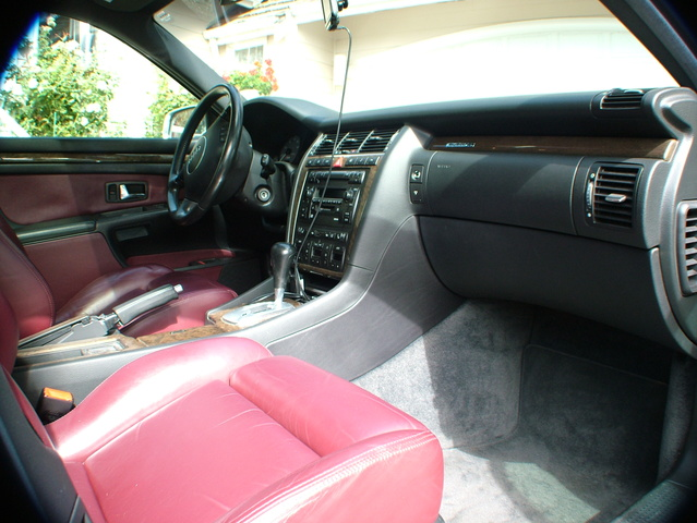 Picture of 2003 Audi S8 quattro AWD, interior, gallery_worthy