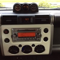 Picture of 2014 Toyota FJ Cruiser 2WD, interior, gallery_worthy
