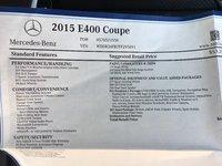 Picture of 2015 Mercedes-Benz E-Class E 400 4MATIC