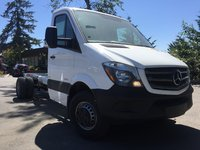 Picture of 2016 Mercedes-Benz Sprinter Cargo 3500 144 WB DRW Cargo Van, exterior, gallery_worthy
