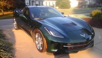 Picture of 2014 Chevrolet Corvette Stingray 2LT, exterior, gallery_worthy