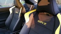Picture of 2017 Subaru BRZ Series.Yellow, interior, gallery_worthy