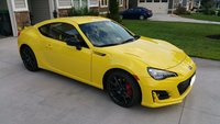 Picture of 2017 Subaru BRZ Series.Yellow, exterior, gallery_worthy