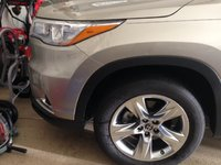 Picture of 2016 Toyota Highlander Limited Platinum, exterior, gallery_worthy