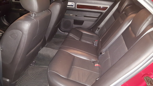 Picture Of 2008 Lincoln MKZ AWD, Interior, Gallery_worthy