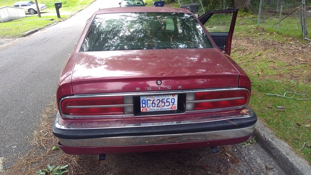 Picture of 1992 Buick Park Avenue Ultra FWD
