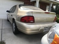 Picture of 1998 Plymouth Breeze 4 Dr Expresso Sedan, exterior, gallery_worthy