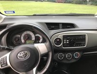 Picture of 2014 Toyota Yaris SE, interior, gallery_worthy