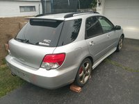 Picture of 2004 Subaru Impreza WRX Wagon, exterior, gallery_worthy