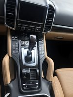 Picture of 2014 Porsche Cayenne Platinum Edition, interior