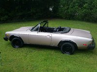 Picture of 1976 FIAT 124 Spider, exterior, gallery_worthy