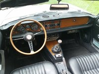 Picture of 1976 FIAT 124 Spider, interior, gallery_worthy