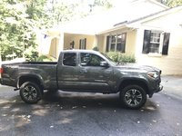 Picture of 2017 Toyota Tacoma Access Cab V6 TRD Sport 4WD, exterior