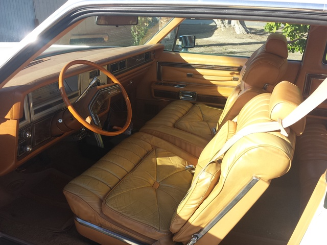 1978 Lincoln Continental Interior Pictures Cargurus