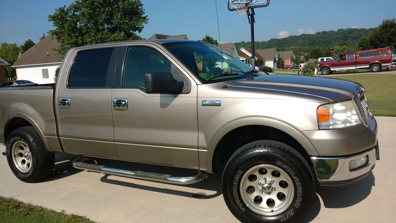 Ford F-150 Questions - I have my car for sale on cargurs. When I try ...
