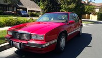Picture of 1990 Cadillac Eldorado Touring Coupe FWD, exterior, gallery_worthy