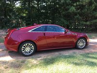 Picture of 2014 Cadillac CTS Coupe Performance, exterior