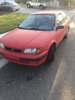 1997 Toyota Tercel Picture Gallery