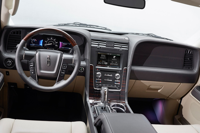 Great Picture Of 2015 Lincoln Navigator L 4WD, Interior, Gallery_worthy Home Design Ideas