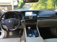 Picture of 2014 Lexus LS 460 AWD, interior