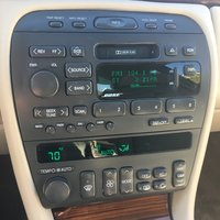 Picture of 1997 Cadillac Eldorado Touring Coupe FWD, interior, gallery_worthy