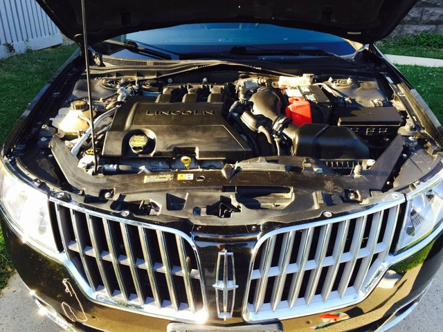 Picture of 2010 Lincoln MKZ Base, engine, gallery_worthy