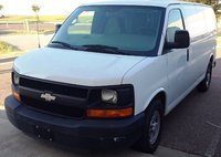 Picture of 2008 Chevrolet Express Cargo 1500 AWD, exterior, gallery_worthy
