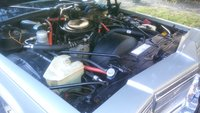 Picture of 1983 Cadillac DeVille Coupe FWD, engine, gallery_worthy