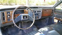 Picture of 1983 Cadillac DeVille Coupe FWD, interior, gallery_worthy