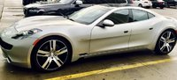 2012 Fisker Karma Picture Gallery