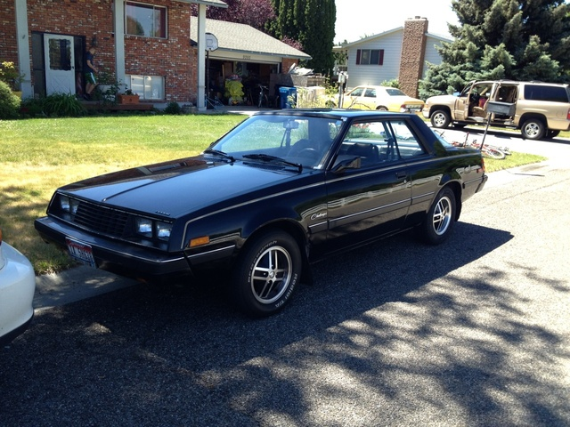 Picture of 1982 Dodge Challenger, exterior, gallery_worthy