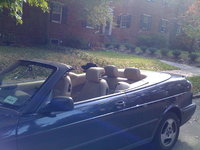 Picture of 1999 Saab 9-3 2 Dr SE Turbo Convertible, exterior, gallery_worthy