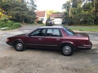 Picture of 1989 Buick Century Custom Sedan FWD, exterior, gallery_worthy