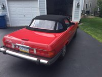 Picture of 1987 Mercedes-Benz SL-Class 560SL, exterior, gallery_worthy