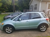 Picture of 2009 Suzuki SX4 Crossover Tech AWD, exterior, gallery_worthy