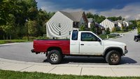 Picture of 1990 Nissan Truck SE V6 4WD Extended Cab SB, exterior, gallery_worthy