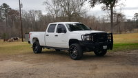 Picture of 2008 GMC Sierra 2500HD SLE2 Crew Cab 4WD, exterior, gallery_worthy