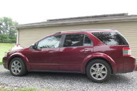 Picture of 2008 Ford Taurus X Limited AWD, exterior